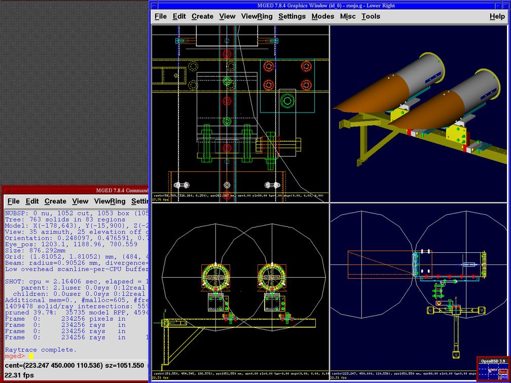 Screenshots | BRL-CAD Gallery